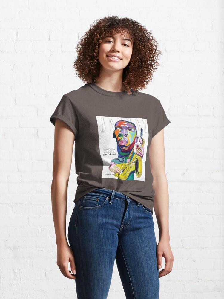 "Alternate view of JAZZIZ ""Fall 2018"" Classic T-Shirt"
