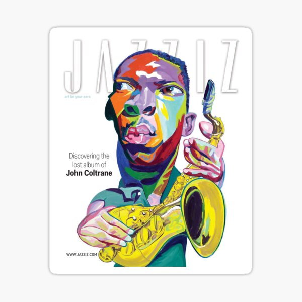 "JAZZIZ ""Fall 2018"" Sticker"