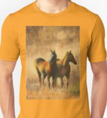 Mares on the Prairie T-Shirt