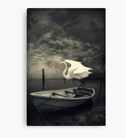 Dare to Discover... Canvas Print