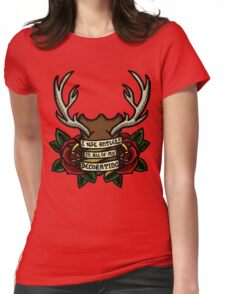 No-one Decorates Like Gaston Womens Fitted T-Shirt