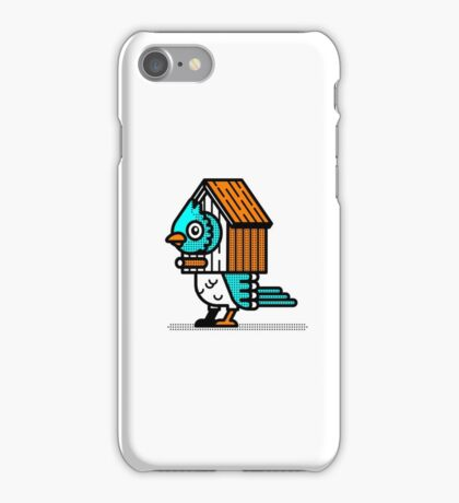 Big Bird iPhone Case/Skin