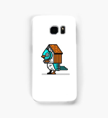 Big Bird Samsung Galaxy Case/Skin