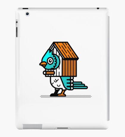 Big Bird iPad Case/Skin