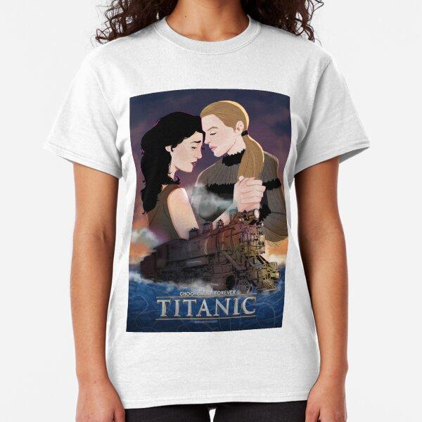 Villaneve Titanic Classic T-Shirt Unisex Tshirt