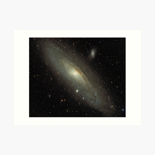 The Great Andromeda Galaxy (M31) Art Print