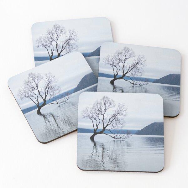 #ThatWanakaTree Coasters (Set of 4)
