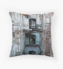 Destruction Throw Pillow