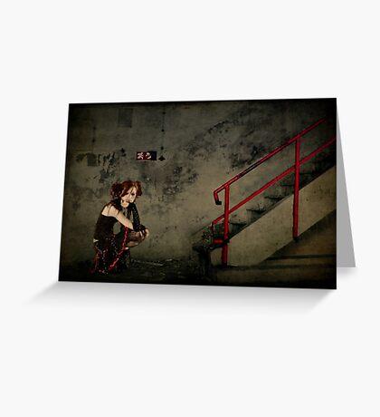 Gypsy... Greeting Card