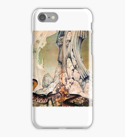 Relayer, yes iPhone Case/Skin
