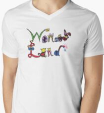 Characters of Wonder Land T-Shirt