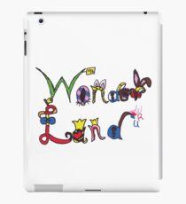 Characters of Wonder Land iPad Case/Skin
