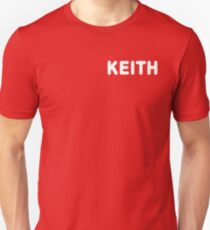 'KEITH' MOON Shirt Unisex T-Shirt