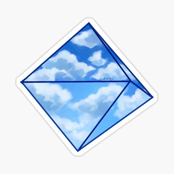 Daytime Sky Ramiel Sticker