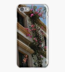 Climbing Flowers iPhone Case/Skin