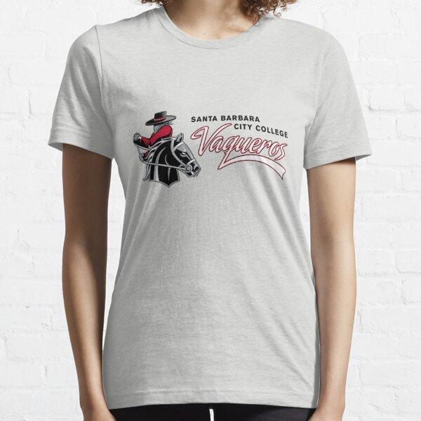 Santa Barbara City College Vaqueros Essential T-Shirt