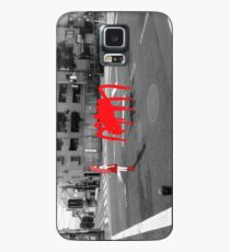Monogatari – Red Crab Case/Skin for Samsung Galaxy