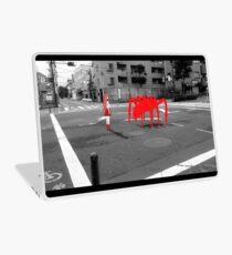 Monogatari – Red Crab Laptop Skin