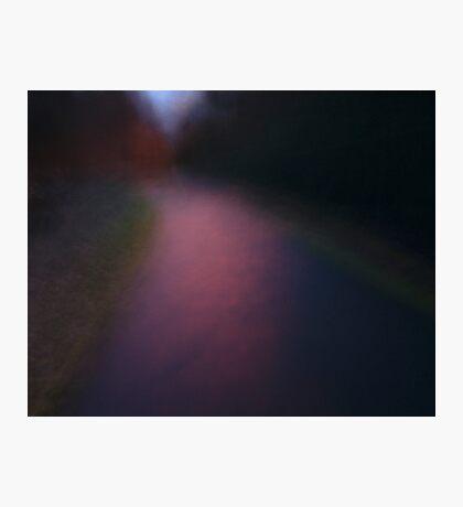 Into the Night Photographic Print