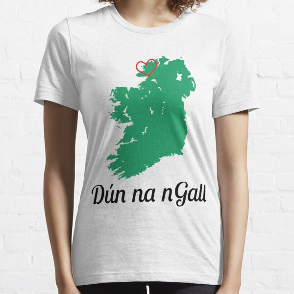 Dún na nGall / Donegal Essential T-Shirt