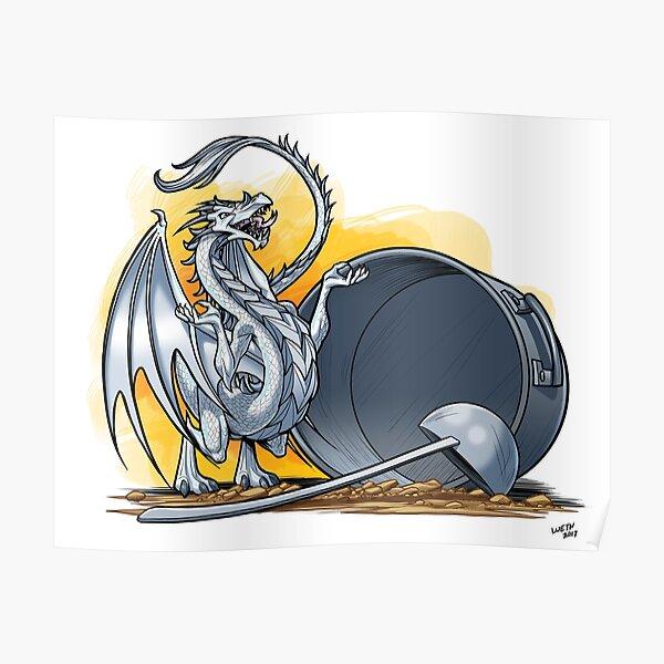 Fizzle the Dragon Poster