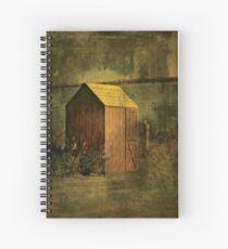 Garden Shed... Spiral Notebook