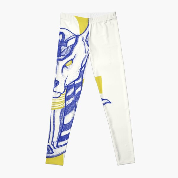 Anubis (Egyptian God) Leggings