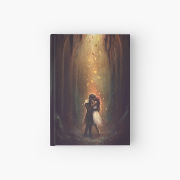 Reunion - Persephone and Hades Hardcover Journal