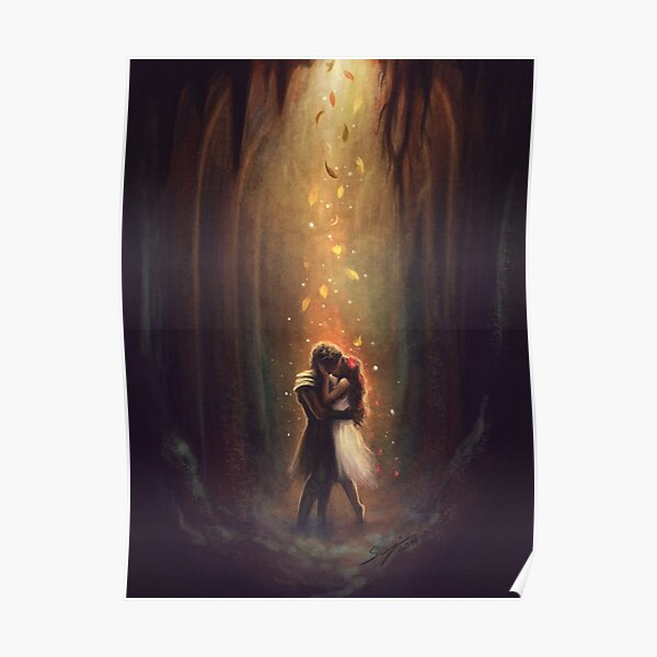 Reunion - Persephone and Hades Poster