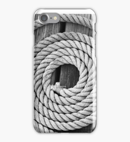 By the Dock iPhone Case/Skin