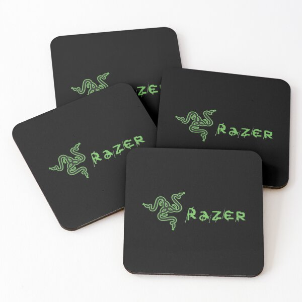 Razer Top Sell Coasters (Set of 4)