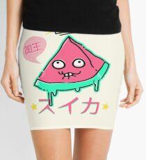 Juicy King Watermelon Mini Skirt