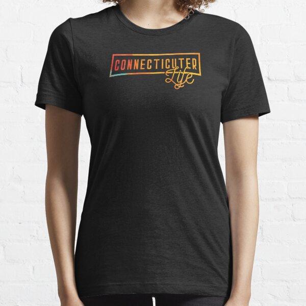 US State Connecticuter Life Souvenir Essential T-Shirt