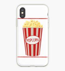Popcorn Design iPhone Case