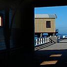 Queenscliff, Historic Pier by Joe Mortelliti