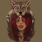 Wolf Woman by FRESHOTERIC