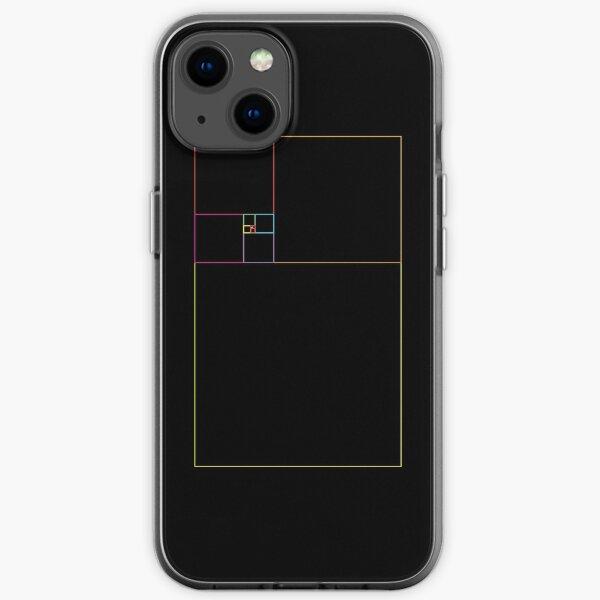 Fibonacci Squares iPhone Soft Case