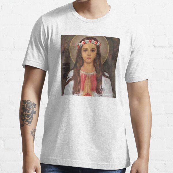 Saint Philomena Essential T-Shirt