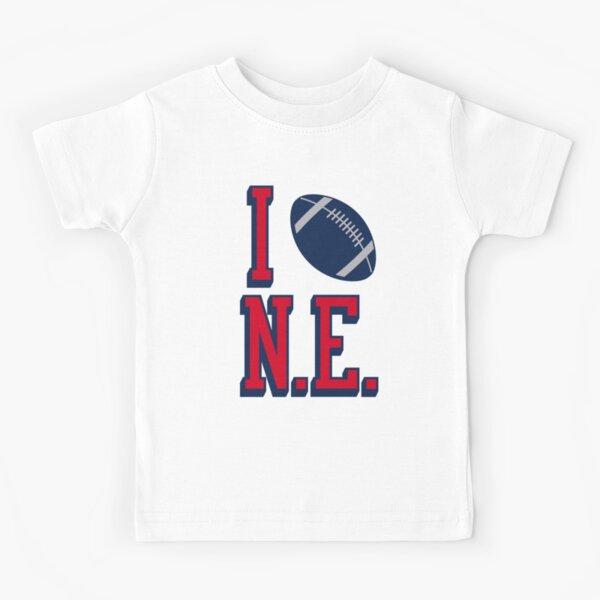 Boys Girls t-Shirts Football MVP Tom Goat 12 Short Sleeve Cotton Kids Shirt