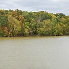 The Lake in Panoramic by mwfoster