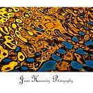 Wet Colors #3 by Jaime Hernandez