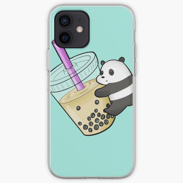 PANDA - TÉ Funda blanda para iPhone
