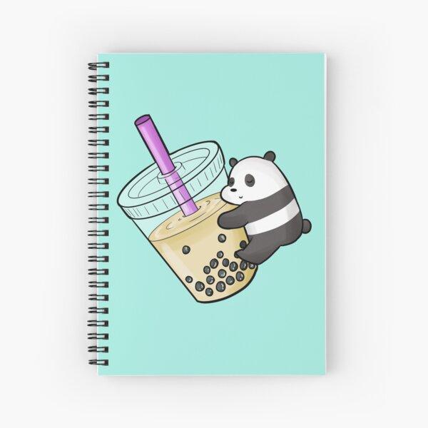 PANDA - TÉ Cuaderno de espiral