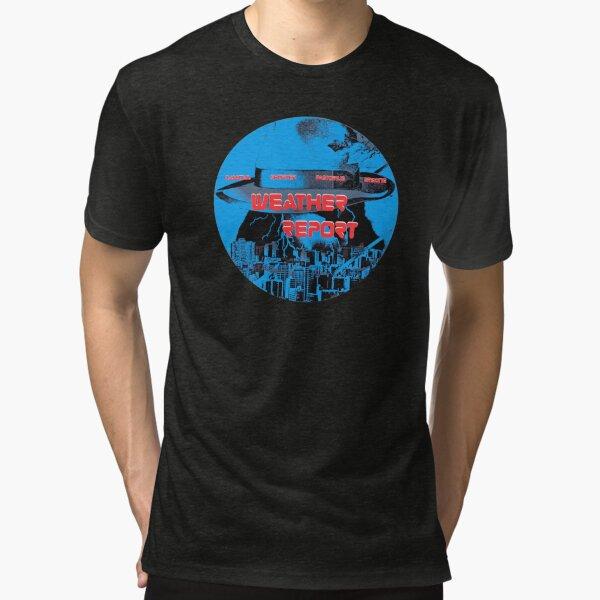 Weather Heavy Tri-blend T-Shirt