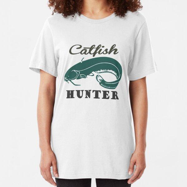 Koi Boys T-Shirt Fish Angler Sea River Catfish Rod and Line Go Fishing