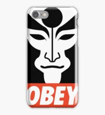 Obey Amon iPhone Case/Skin