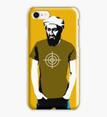 Hipster Bin Laden iPhone Case/Skin
