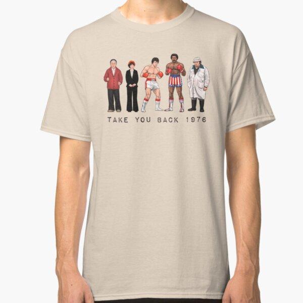 Take You Back 1976 Classic T-Shirt