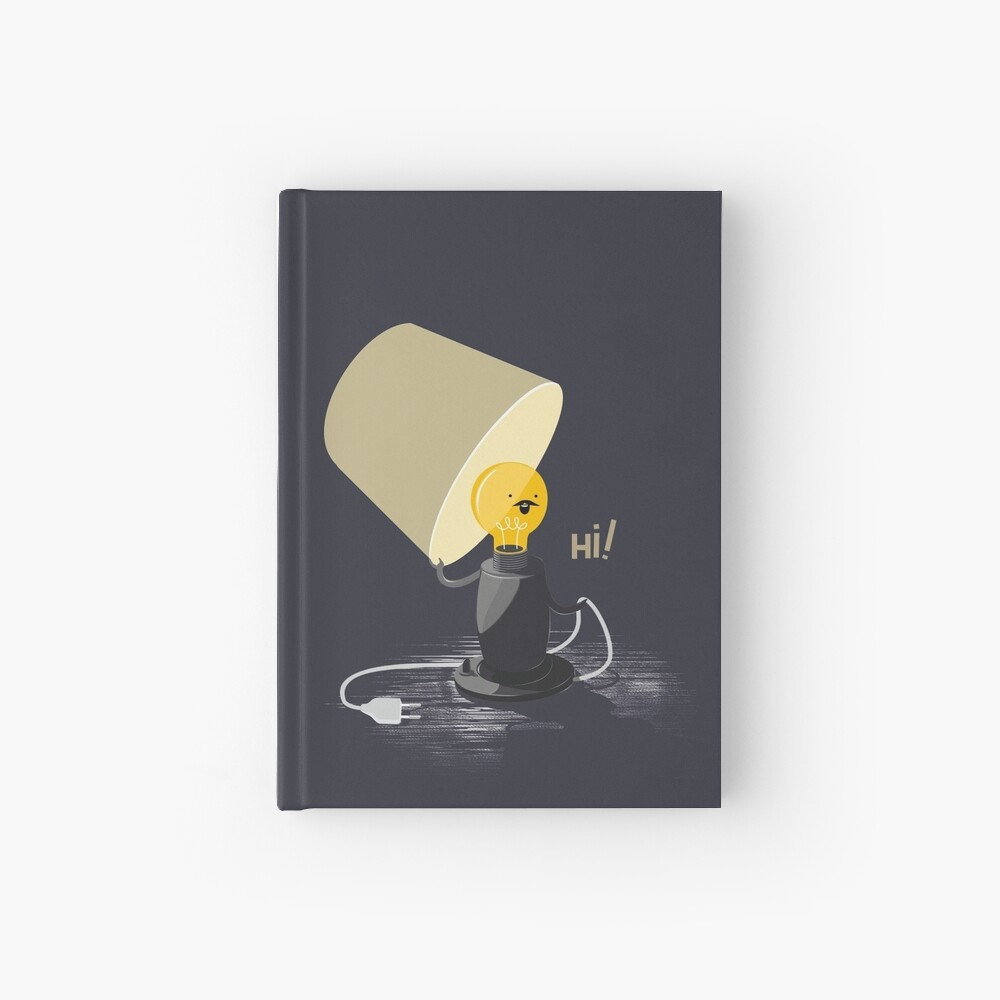 Hi light Hardcover Journal