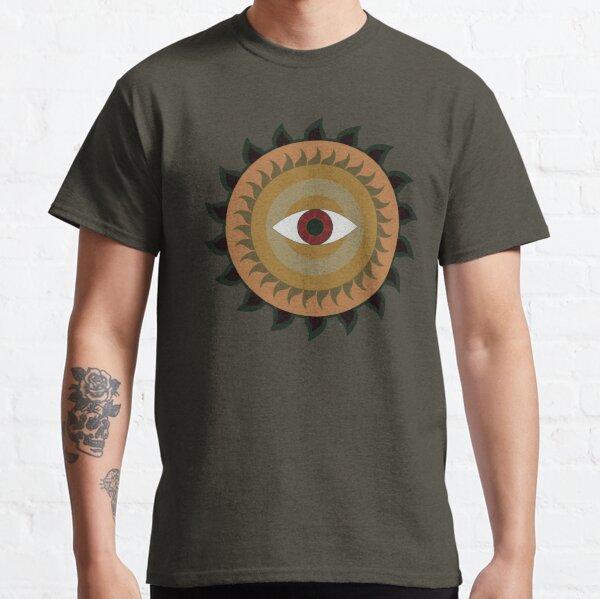 Burning Vision (Trance Version) Classic T-Shirt